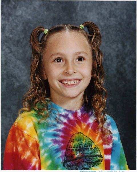 Abi's new cool school picture!